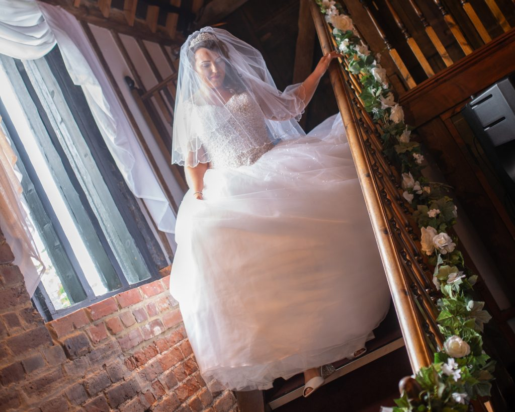 Cooling castle Wedding